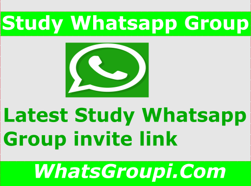 100+ Indian Education Whatsapp Group Links